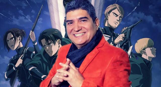 Ricardo Silva programó en su canal de Youtube un cover de Shingeki no Kyojin.