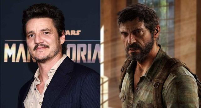 Pedro Pascal, popular actor que interpretó a Din Djarin en The Mandalorian, interpretará a Joel, el protagonista de The Last of Us, en la serie de HBO./Fuente: Composición.