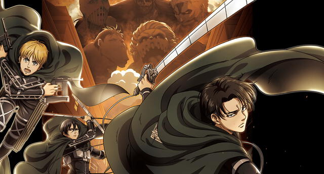 Shingeki no Kyojin: ¿Tendremos una película para acabar con toda la historia?