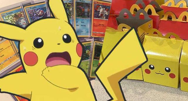 Cajita Feliz de McDonald's y Pokémon causan controversia debido al despilfarro de adultos