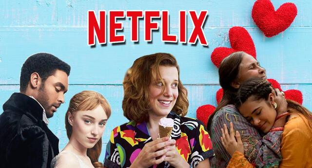 Netflix recomienda 21 producciones para San Valentín.