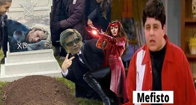 WandaVision: Estos son los mejores memes del capítulo 6 de la serie de Marvel