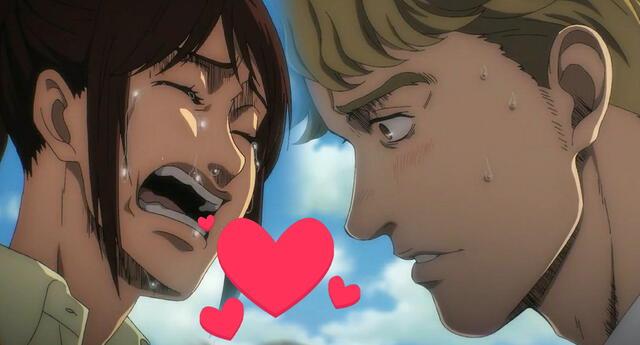 Shingeki no Kyojin: La confesión de amor de uno de los personajes conmueve a los fans