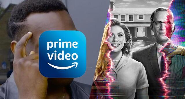 Amazon Prime Video y WandaVision