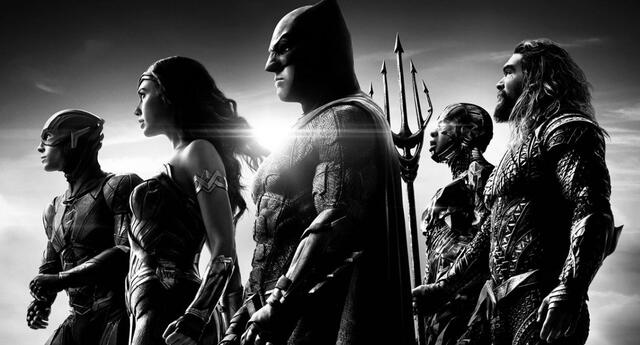 La versión de Zack Snyder para Justice League se muestra en un nuevo y sombrío tráiler./Fuente: Warner Bros.