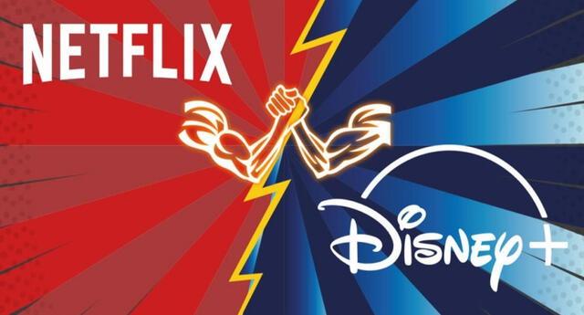 Disney Plus apunta a ser el líder indiscutible del mercado de los servicios de streaming de video on demand, superando a Netflix./Fuente: FayerWayer.