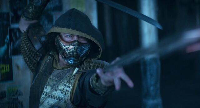 La nueva película de Mortal Kombat ha presentado su primer tráiler y luce sencillamente brutal./Fuente: Warner Bros.