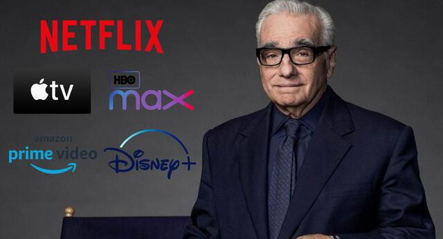 El aclamado director ha sido muy duro con los servicios de streaming en un artículo de la Harper's Magazine./Fuente: Getty Images.