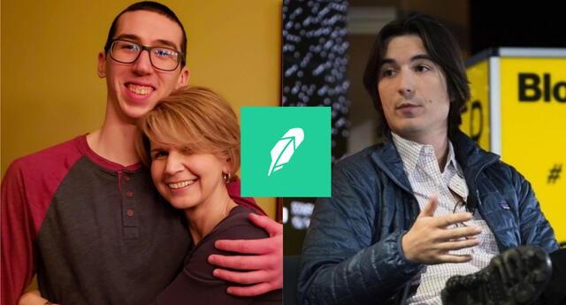 Vlad Tenev, CEO de Robinhood, reveló que la muerte de Kearns impulsó a la plataforma a implementar más y mejores vías de soporte al cliente  para evitar otra tragedia./Fuente: Bloomberg.