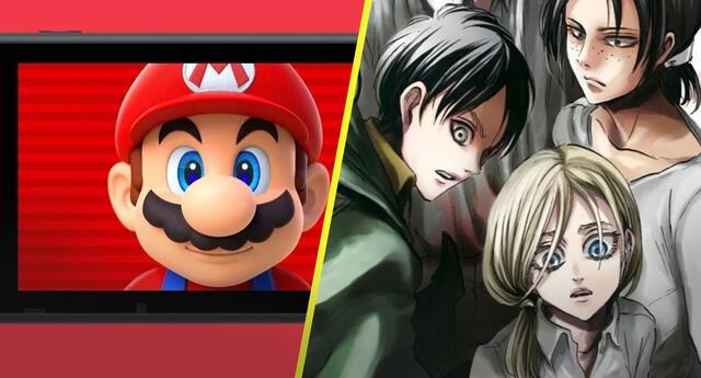 Editorial de Shingeki no Kyojin y Nintendo entre las empresas favoritas de los japoneses para trabajar