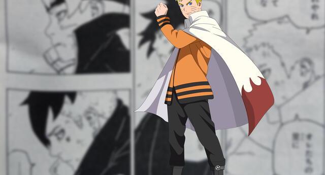 Boruto: Último capítulo cambió el rostro de Naruto para siempre y los fans están preocupados