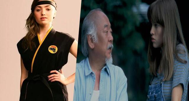Cobra Kai: Teoría afirma que la mamá de Tory sería Julie, protagonista de Karate Kid 4