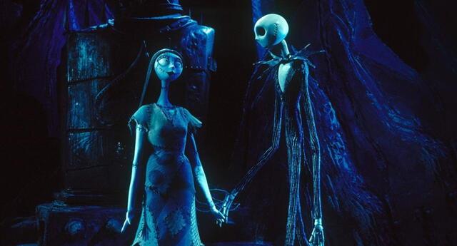 Esta nueva historia relatará la historia de amor por contar de Jack Skellington y Sally desde la perspectiva de esta última./Fuente: Disney.