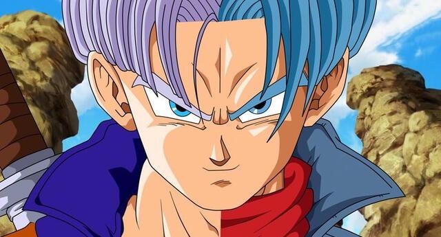 Dragon Ball Super: ¿Por qué Trunks tiene el cabello azul y ya no morado?