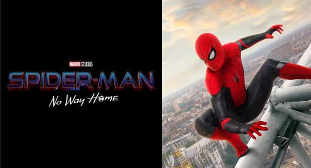Spider-Man 3 ahora será conocida con el nombre oficial de No Way Home y los fans del trepamuros no podrían estar más emocionados./Fuente: Composición.