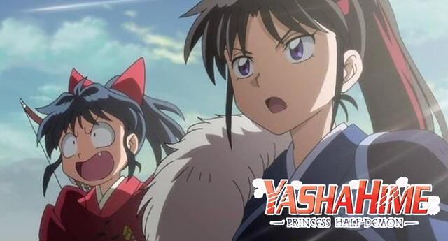 Hanyo no Yashahime lanza una increíble línea de sellos que todo fan de la serie debe tener