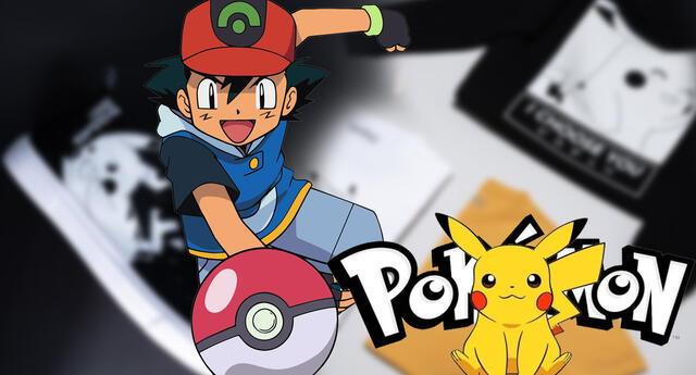 Pokémon celebra a lo grande su 25 aniversario con una línea exclusiva que ningún fan se debe perder