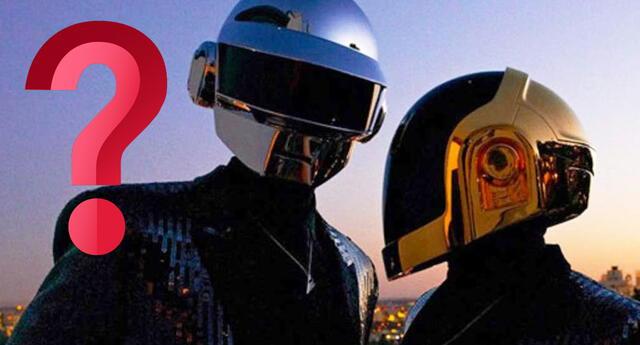 ¿Cómo se ven los Daft Punk sin cascos? puede que no los reconozcas en la calle
