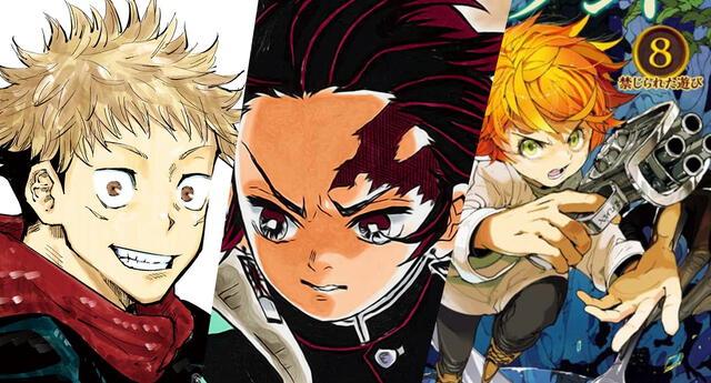 Kimetsu no Yaiba, Jujutsu Kaisen y The Promised Neverland se enfrentan para ganar el Premio Tezuka 2021