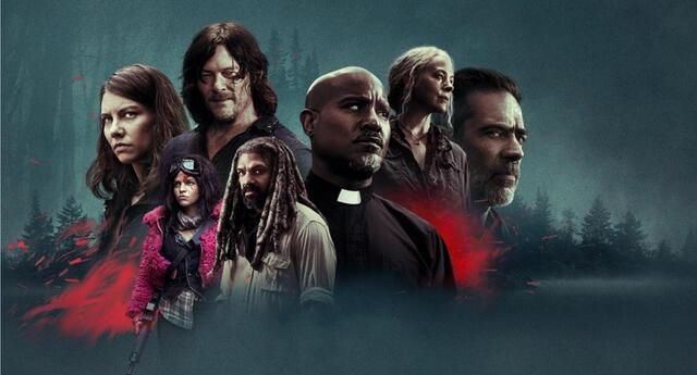 La temporada 11 de The Walking Dead, la última para la serie, comenzó a rodarse en enero de este año y está programada para ser estrenada a mediados de 2021./Fuente: AMC.