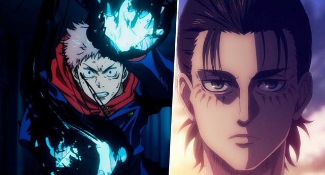 10 animes más vistos en plataformas de streaming ¡Kimetsu no Yaiba y Shingeki son superados!