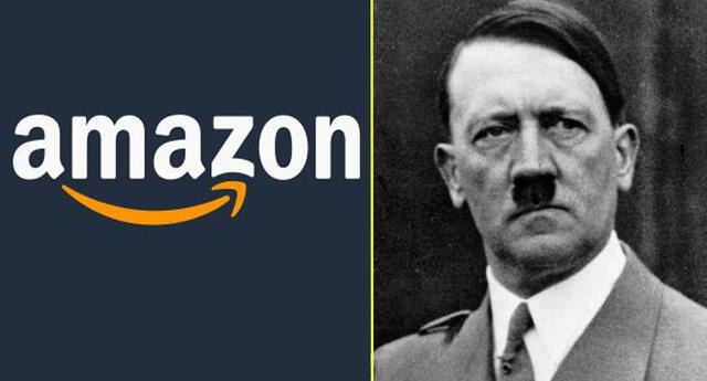 Amazon cambia el logo de su app tras ser comparado con Hitler