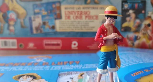 One Piece: figuras oficiales del anime llegan por primera vez al Perú