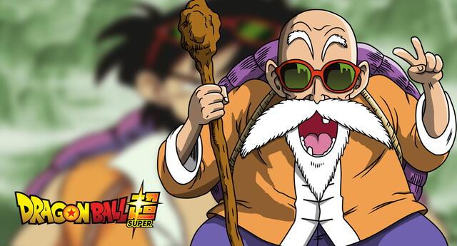 Ilustran la apariencia juvenil del maestro Roshi.