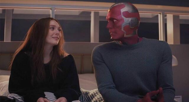 Según el director Matt Shakman, muchos fans de Marvel podrían acabar decepcionados con el final de WandaVision por las teorías que rondan por Internet./Fuente: Marvel Studios.