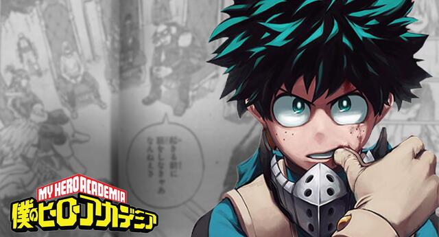My Hero Academia 304 Spoilers: ¿Es el fin de One for All? Todos los usuarios de OFA se reúnen con Deku