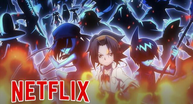 Se confirma que la nueva serie de Shaman King estará disponible en Netflix Latinoamérica
