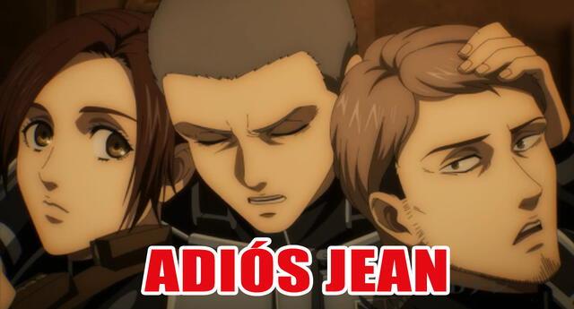 Shingeki no Kyojin 138 spoilers: ¡El resto de la Legión fue convertida en titanes! La triste despedida de Jean y Connie