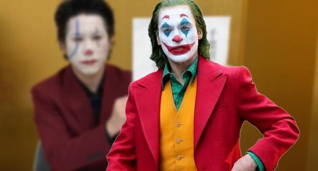 Joker está postulando a las elecciones