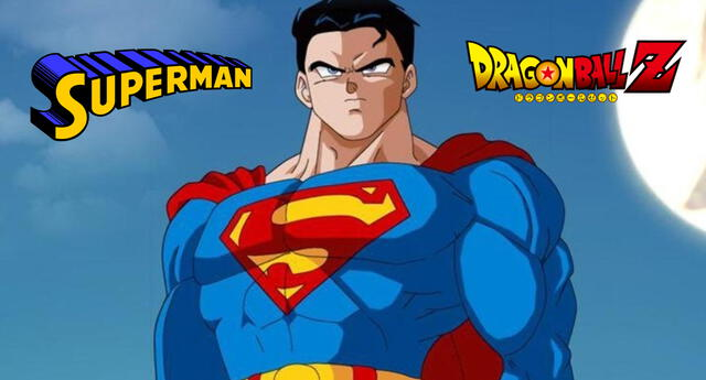 Dragon Ball Z sirvió de inspiración para Superman.