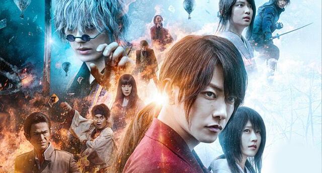 ¡Así se hace un Live Action! La nueva película de Samurai X lanza un increíble tráiler que emociona a los fans
