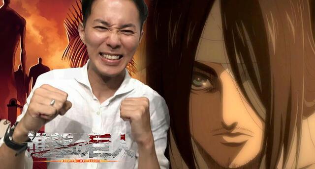 Autor de Shingeki no Kyojin lanza un mensaje antes del final de la serie