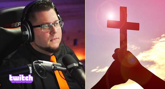 DrWitnesser reveló que planea demandar a Twitch por discriminarlo a su religión.