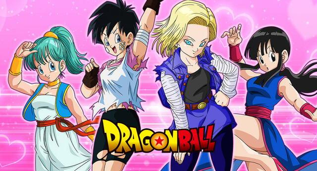 ¿Quién es la chica más popular de Dragon Ball?