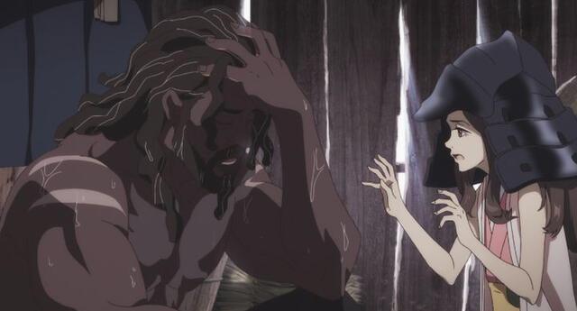 El nuevo anime de Netflix causa polémica por el color de piel del protagonista