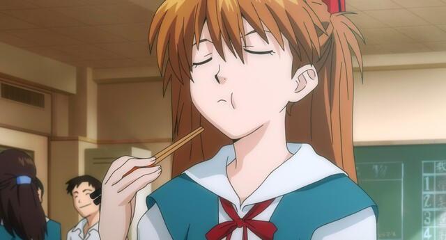 Evangelion lanza su propia línea de comida para que te sientas uno mas de la serie