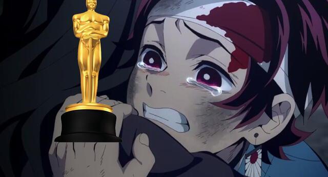 Kimetsu no Yaiba: Infinity Train no fue nominada a los Premios Oscar y fans quedan desilusionados