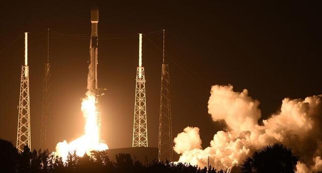 Con el nuevo despliegue de más satélites Starlink, el propulsor B1051 ha logrado completar su noveno viaje y se prepara para un histórico décimo./Fuente: SpaceX.