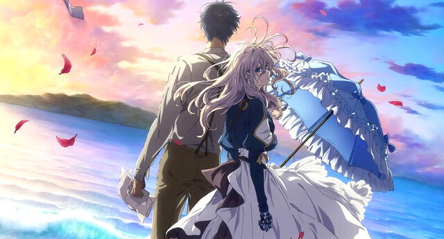 Violet Evergarden: The Movie ya tiene fecha para Latinoamérica