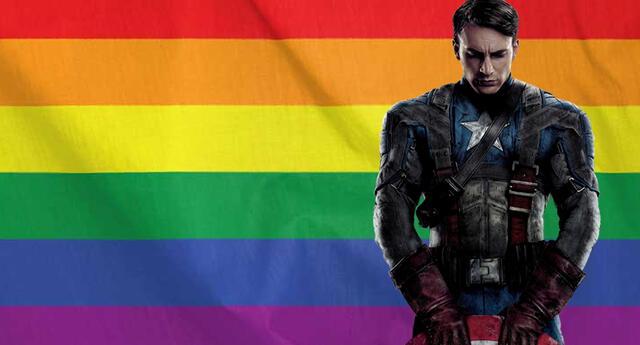 Marvel revela a un nuevo Capitán América gay y esta es su historia