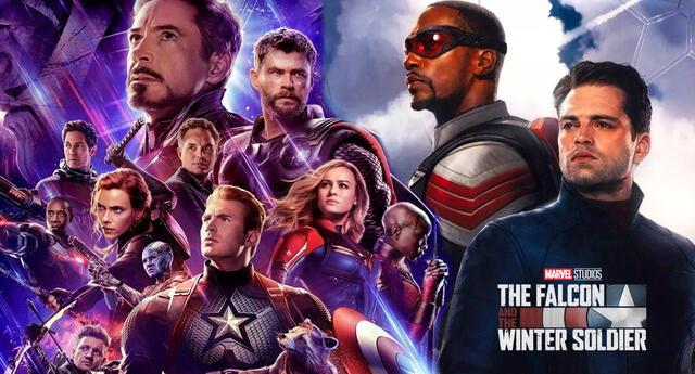 Falcon & Winter Soldier se sitúa 6 meses después de Vengadores: Endgame.