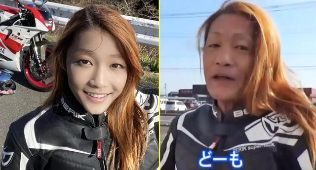 'Souya no sōhi' era conocida por ser su belleza y su amor por las motos.