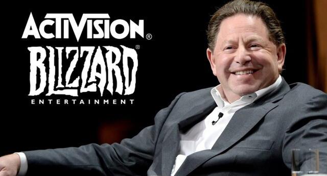 Bobby Kotick se ha vuelto objeto de críticas por los escandalosos bonos que ha recibido tras despidos masivos de Activision Blizzard./Fuente: Bloomberg.
