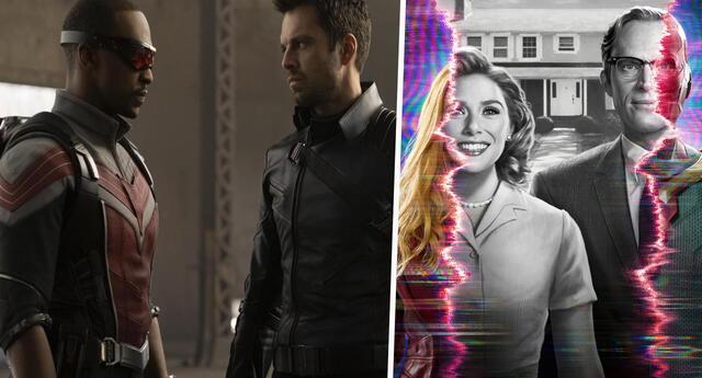 Falcon And The Winter Soldier vs WandaVision ¿Qué serie tuvo mejor calificación en Rotten Tomatoes?