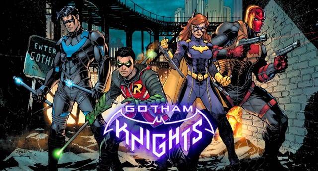 Gotham Knights ya no será lanzado este año y deja de tener una fecha definida, pero se menciona que saldrá en 2022./Fuente: WB Montreal.