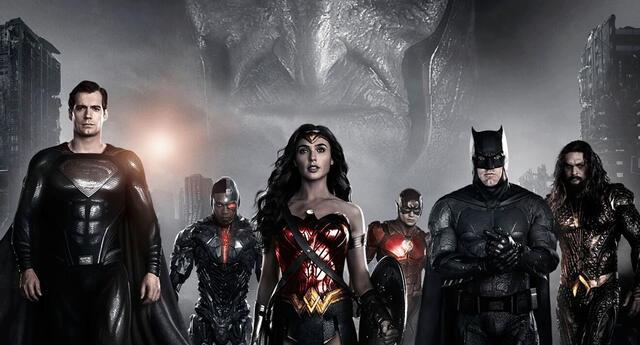 La Liga de la Justicia de Zack Snyder es la segunda mejor película de héroes en IMDB ¿merecido?